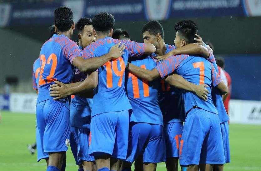 फीफा विश्व कप क्वालिफायर में भारत को मिला मुश्किल ड्रॉ, नहीं रहेगा सफर आसान