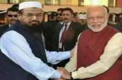 पीएम मोदी और हाफिज सईद की इस फर्जी फोटो ने बटोरी थी सोशल मीडिया पर सुर्खियां, ये थी सच्चाई