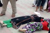 बेटी से रेप करने वाले युवक को पुलिस ने छोड़ा तो तहसील में पहुंचकर मां ने उड़ाये अधिकारियों के होश