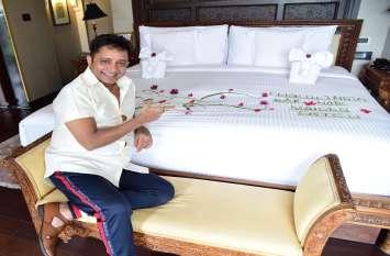 जयपुर की मिट्टी ने मुझे आशीर्वाद दिया है