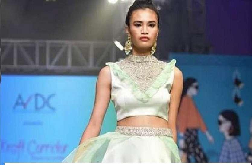 असम की सुनी ने जीता लैक्मे फैशन वीक