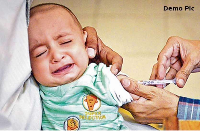 राजस्थान में मीजल्स और रूबेला जैसी खतरनाक बीमारियों से बचाने 6 लाख बच्चों का होगा टीकाकरण, 22 से अभियान