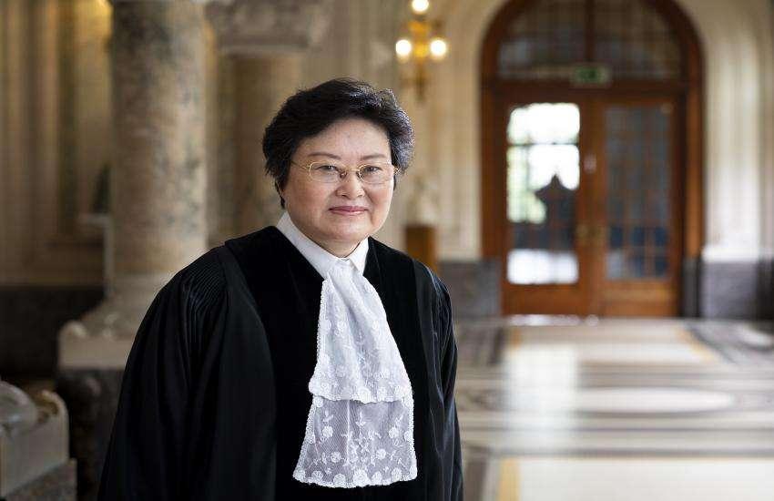 ICJ उपाध्यक्ष शू हांकिन (चीन)