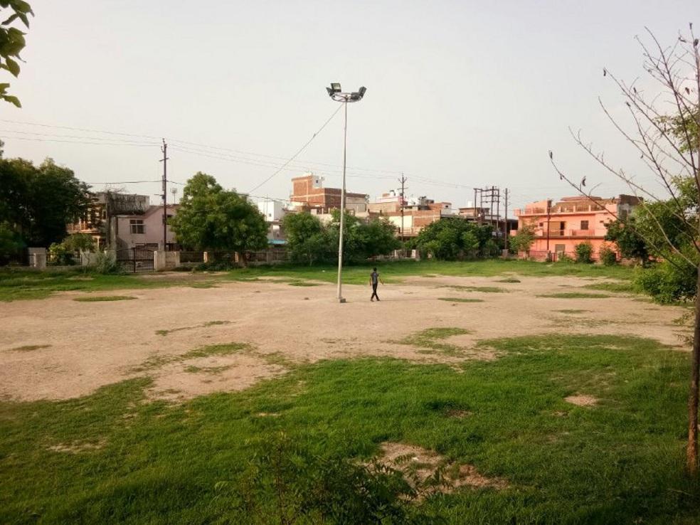 करोड़ों से बने अमृत के पार्कों की हालत खराब, निगम ने नहीं लिया हैंडओवर