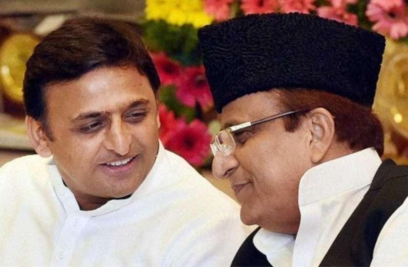रामपुर उपचुनावः भाजपा को हराने के लिए आजम खान ने तैयार किया मास्टर प्लान