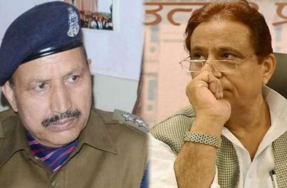 एक्शन में एनकाउंटर मैनः आजम खान के खिलाफ 7 दिन में दर्ज किए 13 मुकदमे, देखें वीडियो-