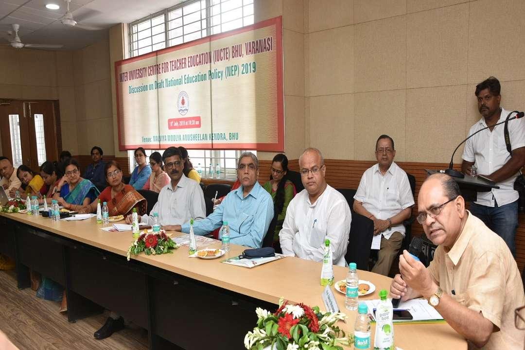 Collegium of Voice Chancellors 2019 start in BHU