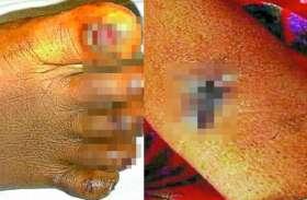 हैवान थानाधिकारी व सिपाहियों के बीच पीड़िता की ढाल बनी सिपाही गीता, आरोपियों को कई बार पीटने से रोका