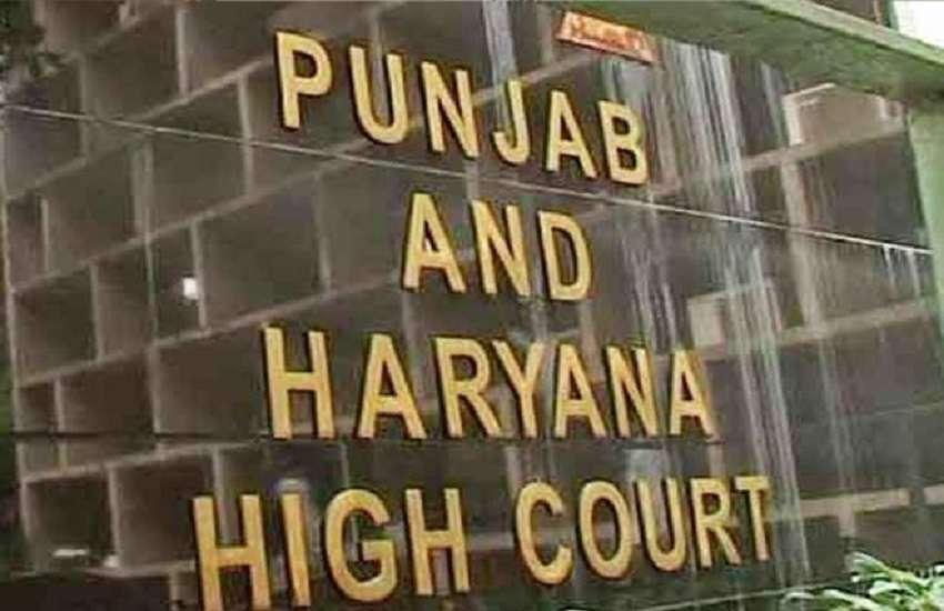 punjab haryana high court