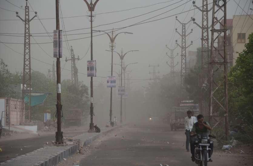जोधपुर में वास्तव में नहीं है पीएम प्रदूषण, आंधी के कारण डब्ल्यूएचओ की सूची में शहर