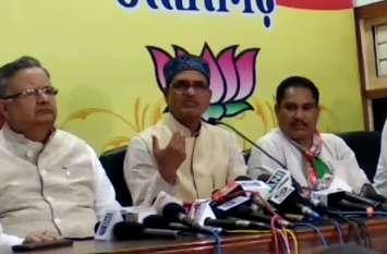 कांग्रेस अध्यक्ष से इस्तीफे पर शिवराज ने राहुल का उड़ाया मजाक, रणछोड़ दास गांधी दिया नया नाम