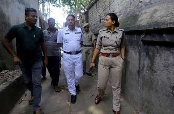 The woman was murdered, thrown into pieces by throwing the dead body in the bag: महिला की हत्या, शव टुकड़े- टुकड़े कर बैग में भरकर गंगा में फेंका