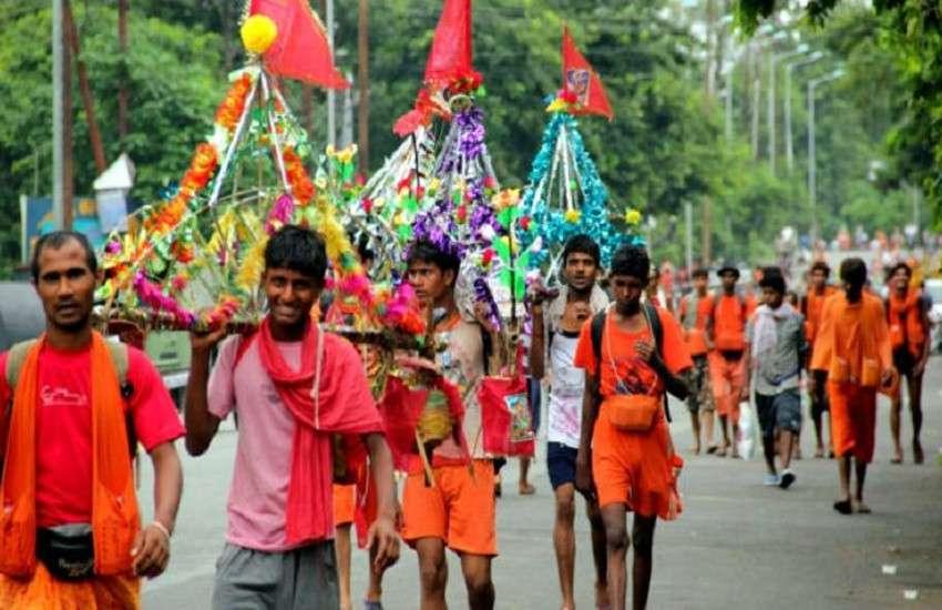 Hindu-Muslim unity in Kanwar