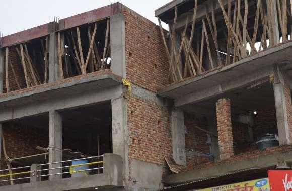 पालिका ने रुकवाया शहर में अवैध निर्माण
