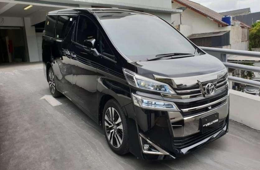 Toyota Vellfire जल्द होगी भारत में लॉन्च, लग्जरी के मामले में इस MPV का नहीं कोई मुकाबला
