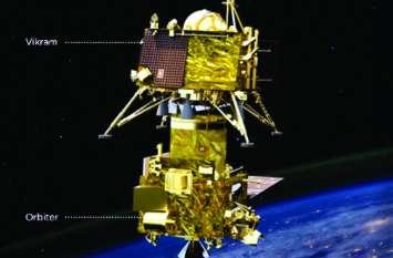 चंद्रयान-2 का प्रक्षेपण 22 जुलाई को