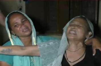 शहीद सिपाही बृजपाल की मां बोली- बेटे के खून का बदला खून से लो, देखें वीडियो