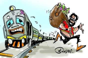 संसद में चौंकाने वाला खुलासा: ट्रेन और रेलवे स्टेशन नहीं है सुरक्षित, डकैती व जहरखुरानी का खतरा