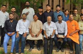सचिन ने बढ़ाया जोधपुर का मान, आइआइएमसी नई दिल्ली में चयन