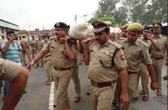 Sambhal: गोली लगने के बावजूद शहीद सिपाहियों ने पकड़ लिया था बंदियों को, बहादुरी की कहानी सुनकर गर्व करेंगे आप- देखें वीडियो