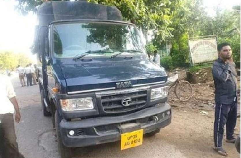 Sambhal: 24 बंदी और पांच पुलिसकर्मी, जानिए 10 मिनट में कैदी वैन से कैसे फरार हुए तीन बदमाश