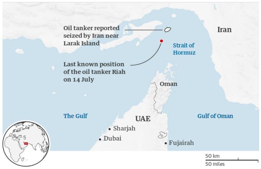 ओमान की खाड़ी