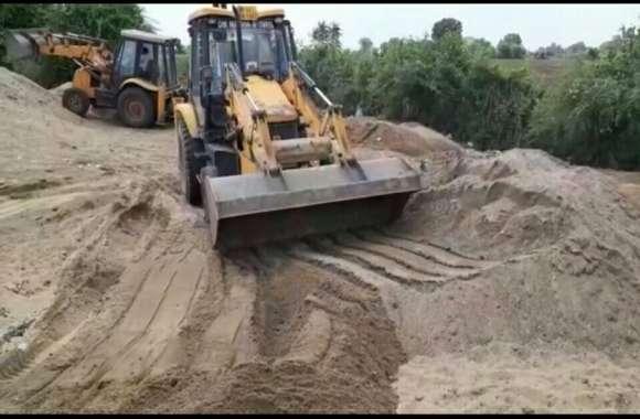 प्रदेश में रेत के अवैध उत्खनन और परिवहन की कार्रवाई में होशंगाबाद पहले और सीहोर दूसरे नंबर पर
