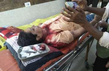 Breaking News : मेडिकल कॉलेज अस्पताल की स्टाफ नर्स ने काट लिया गला, डॉक्टर और सीनियरों पर लगाया ये आरोप