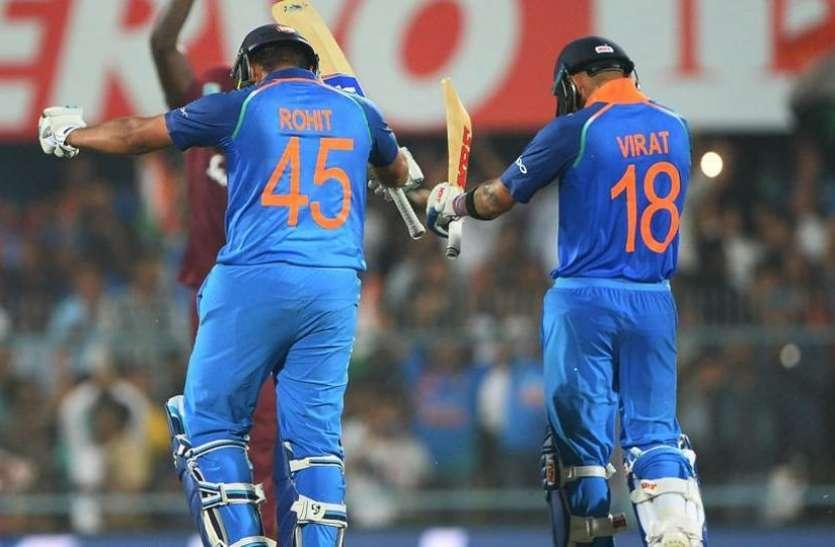 वेस्टइंडीज दौरे पर जाने के लिए विराट कोहली और रोहित शर्मा तैयार, आखिरी फैसला लेंगे चयनकर्ता