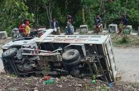 फिलीपींस में एक ट्रक पलटने से 9 स्कूली बच्चों की मौत, 16 घायल