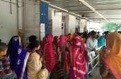 district hospital : नहीं सुधर रही जिला अस्पताल की व्यवस्था, 80 पलग पर 250 मरीज को किया भर्ती