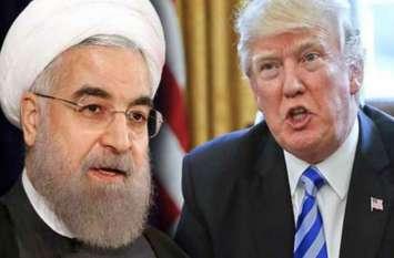 अमरीका ने किया ड्रोन को मार गिराने का दावा, ईरान ने कहा- गलतफहमी का शिकार है यूएस