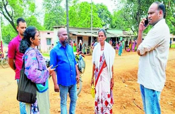 सीबीआई बीजापुर में ही खंगालती रही दस्तावेज, बयान देने एडसमेटा में इंतजार करते रहे आदिवासी