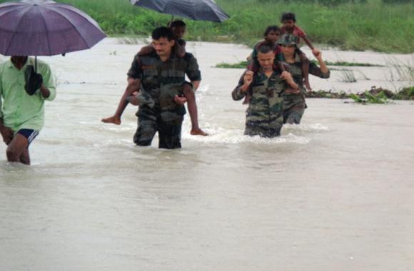 Assam Flood: अब भी 27 जिलों के 48 लाख लोग प्रभावित, मृतकों की संख्या हुई 48