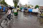 राजकोट एवं अहमदाबाद समेत इलाकों में हल्की बारिश
