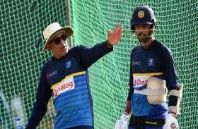 खेल मंत्री ने श्रीलंका क्रिकेट टीम के कोच चंडिका हथुरूसिंघा को बर्खास्त करने का दिया आदेश