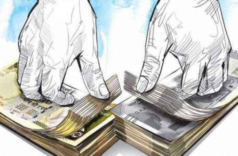 लिपिक ने दिखाया चमत्कार: 10 की बजाय 100-100 रुपए के काट दिए चालान