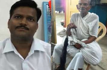 गांधीधारी बुजुर्ग को शताब्दी से उतारने के मामले में निलंबित स्टेशन अधीक्षक को मिली क्लीनचिट