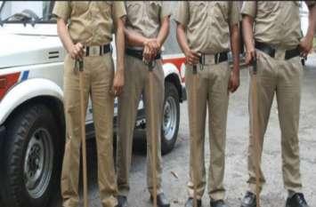 जयपुर पुलिस की आंखों के सामने से नौ दो ग्यारह हो गया चोर