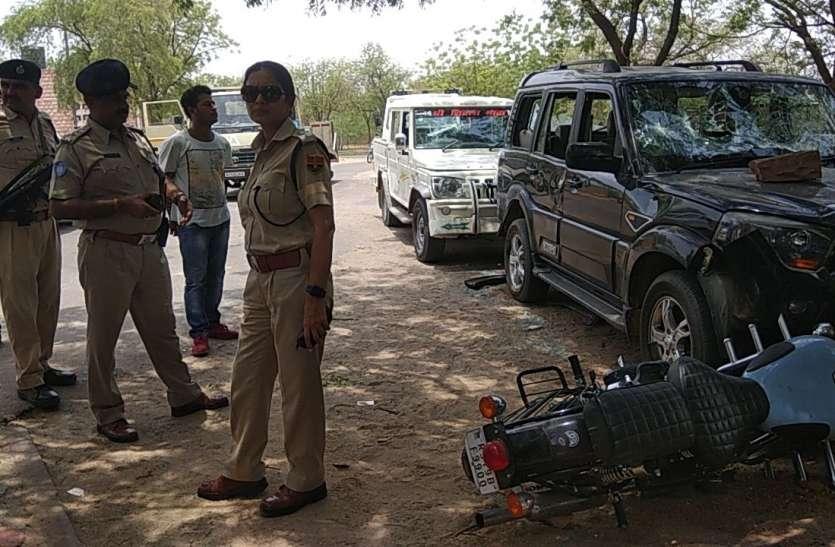 2 दिन पूर्व भी आपस मे हुआ था पंगा, जेएनवीयू के नए परिसर में छात्रों के भिड़े गुट ने पथराव के साथ तोडफ़ोड़ की