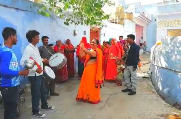 Jhunjhunu : बदलाव की बयार, बेटी के जन्म पर कुआं पूजन