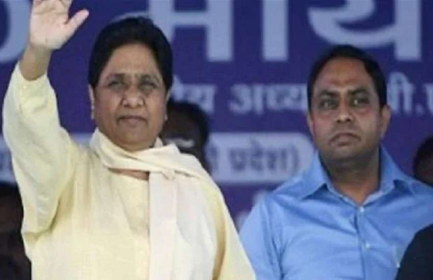 Mayawati and Anand Kumar