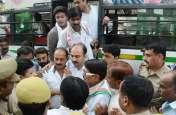 प्रियंका गांधी की गिरफ्तार पर भड़के कांग्रेसी, श्रीप्रकाश जायसवाल ने कहा 'नो कमेंट प्लीज'