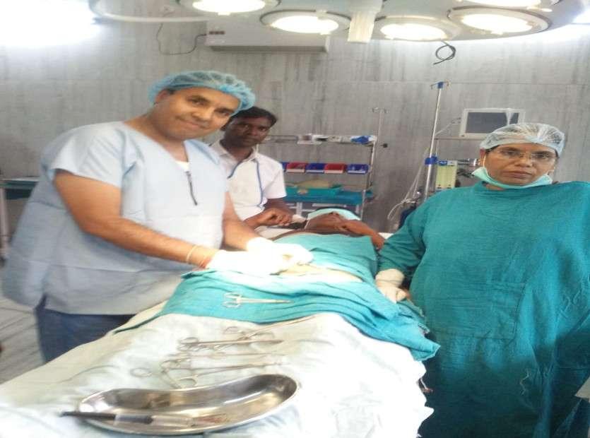 Sterilization operation