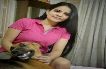 NOIDA NEWS: डॉगी के लिए दांव पर लगाई नौकरी, जानिए क्या है मामला