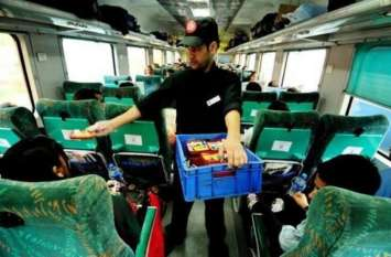 रेलवे ने यात्रियों को दी बड़ी सौगात, कहा - बिल ना दे वेंडर तो मुफ्त में सामान लें यात्री