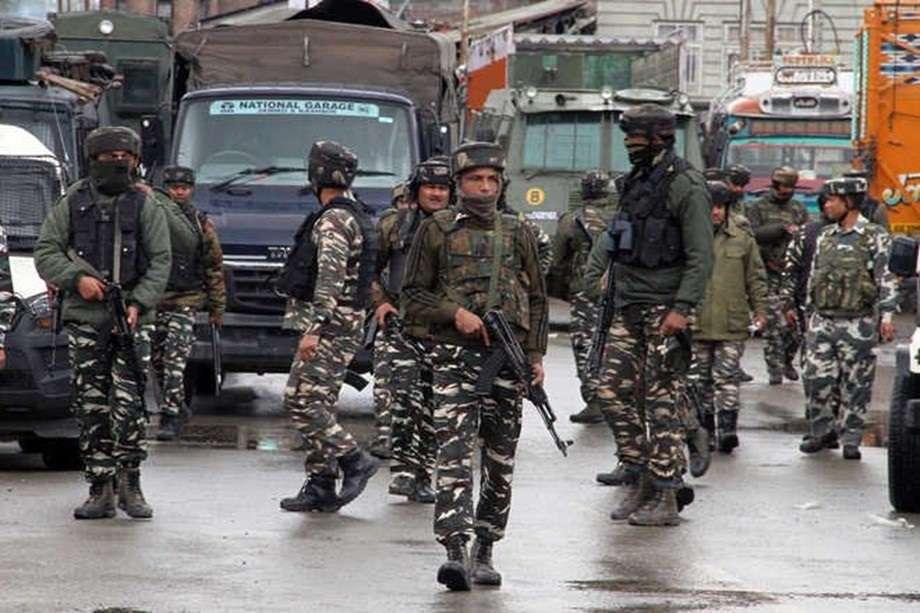 Overground worker are new problem in Jammu Kashmir