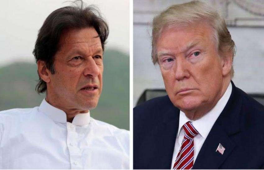 Imran Khan Donald Trump