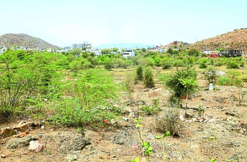 उदयपुर के तालाबों में कब्जे देखने वालों ने 62 दिन निकाल दिए लेकिन हुआ कुछ नहीं