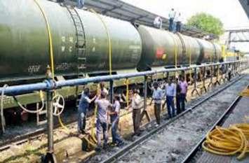 जोधपुर की वाटर ट्रेन से बुझेगी पाली की प्यास